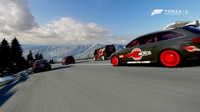 La flotte des véhicules Profil Motos Image80