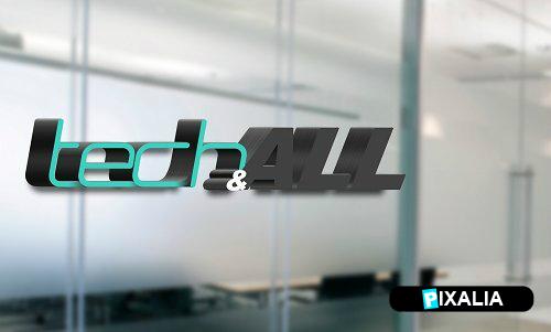 Logo parede 3D Montada com Smart Camada Object 13928110