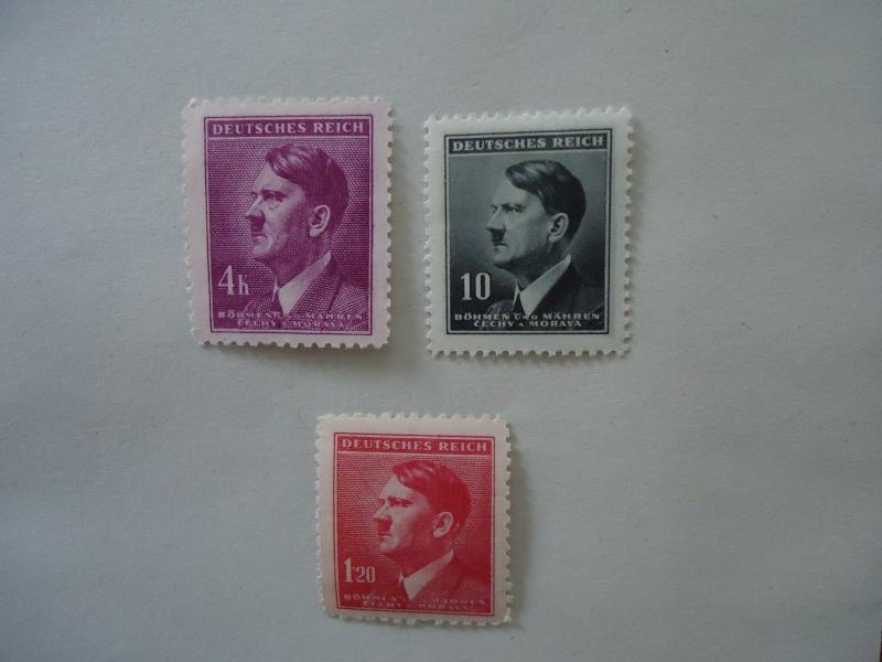 Timbres Allemands ww2 Dsc03313