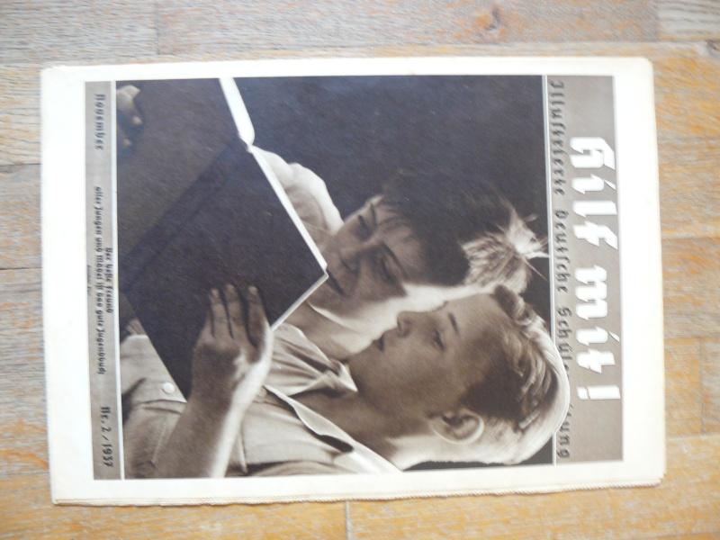 Identification magazine allemand P1090321