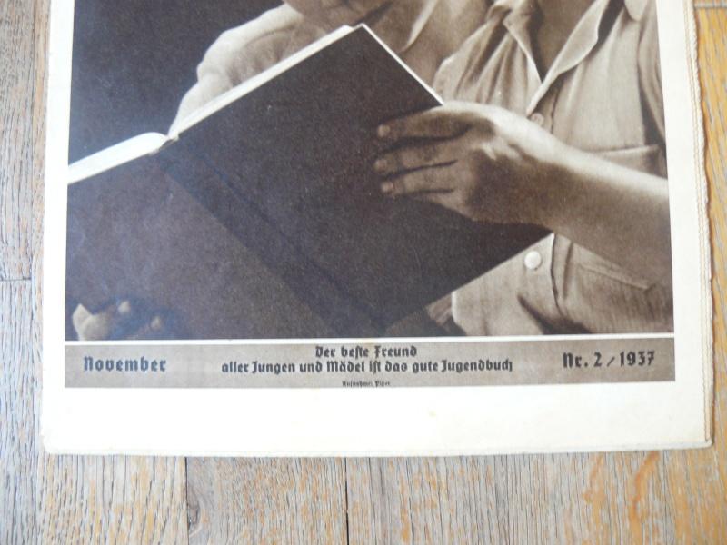 Identification magazine allemand P1090322