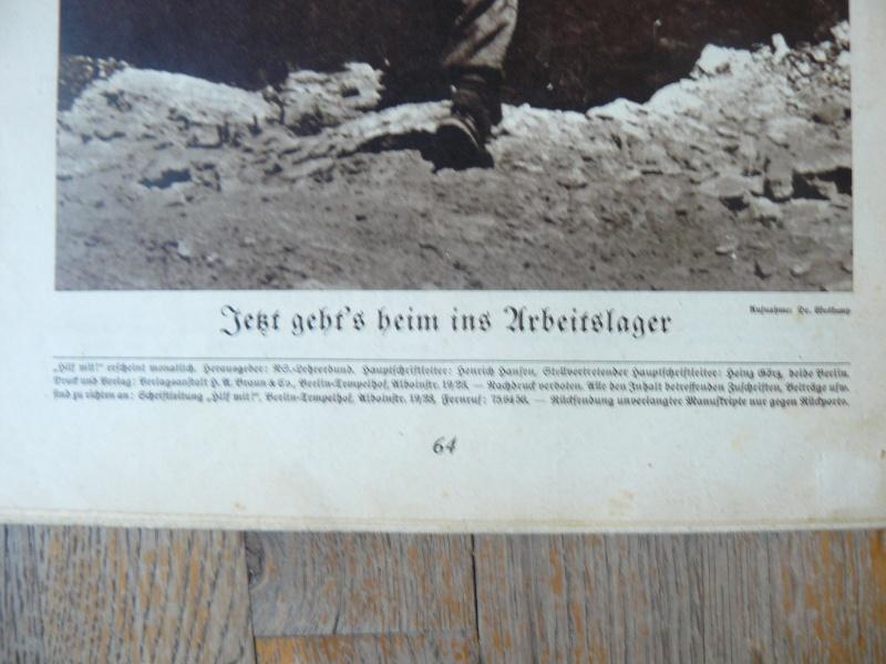 Identification magazine allemand P1090324