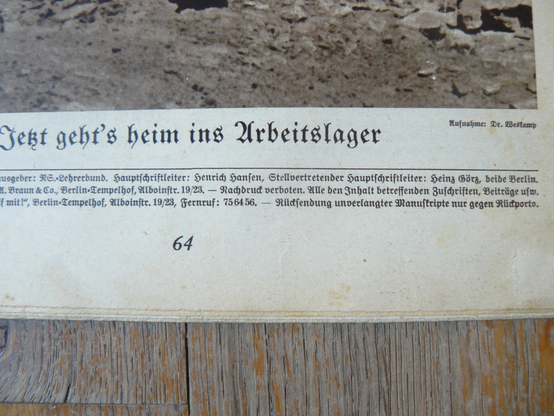Identification magazine allemand P1090325