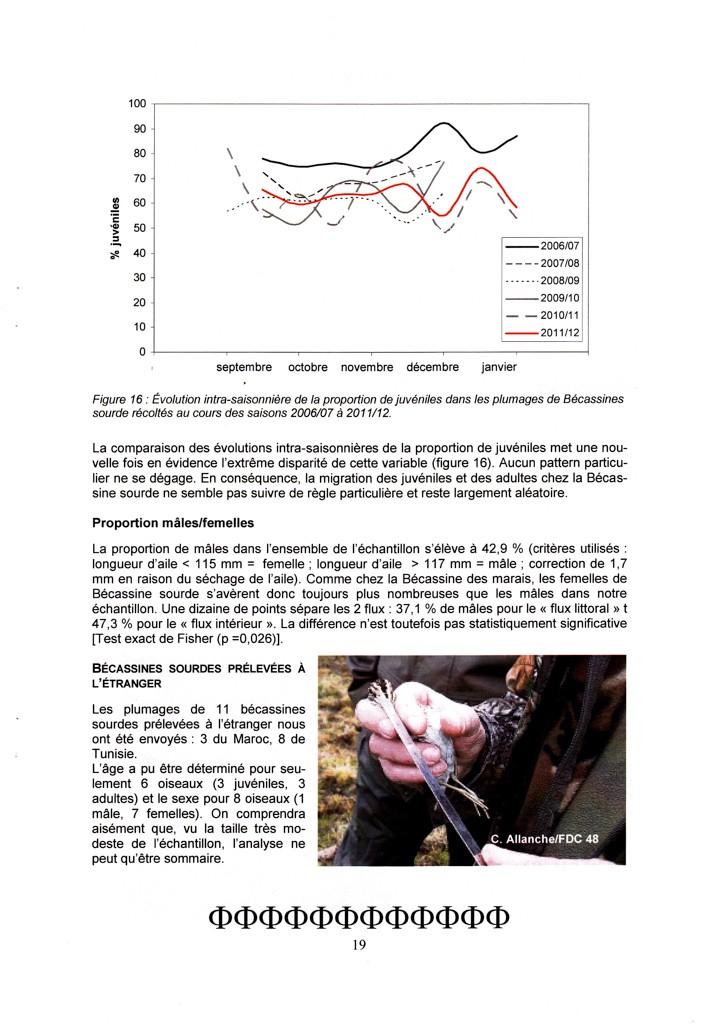 Réseau Bécassines France Bilan Saison 2011-2012 P1910