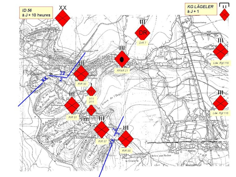 CORPS D'ARMEE COLONIAL A MASSIGES : Diapos12