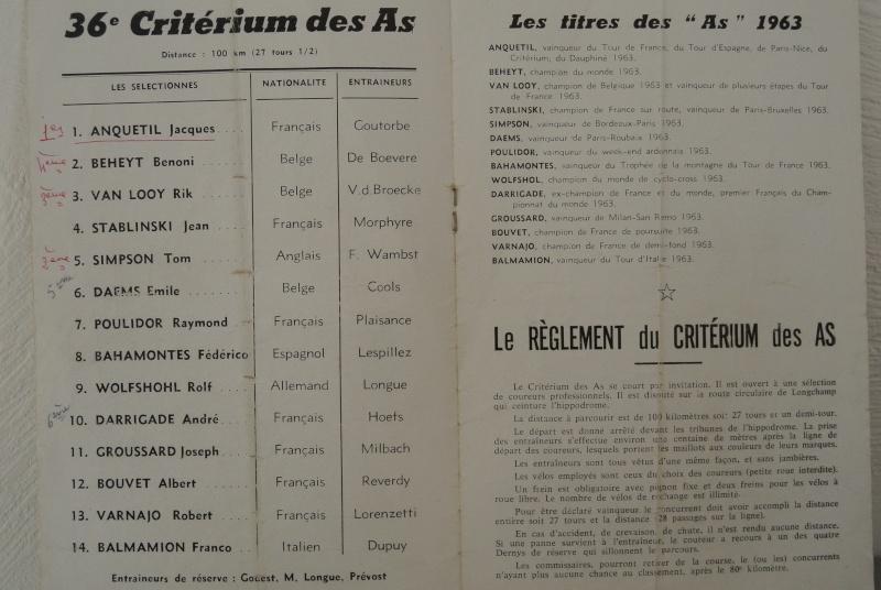 1963 :Criterium des As à Longchamp 2014-034