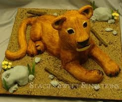 Lions are delicious, like cakes. Image11