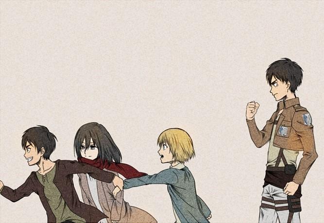 What is your opinion about Shingeki no Kyojin? :o 7610