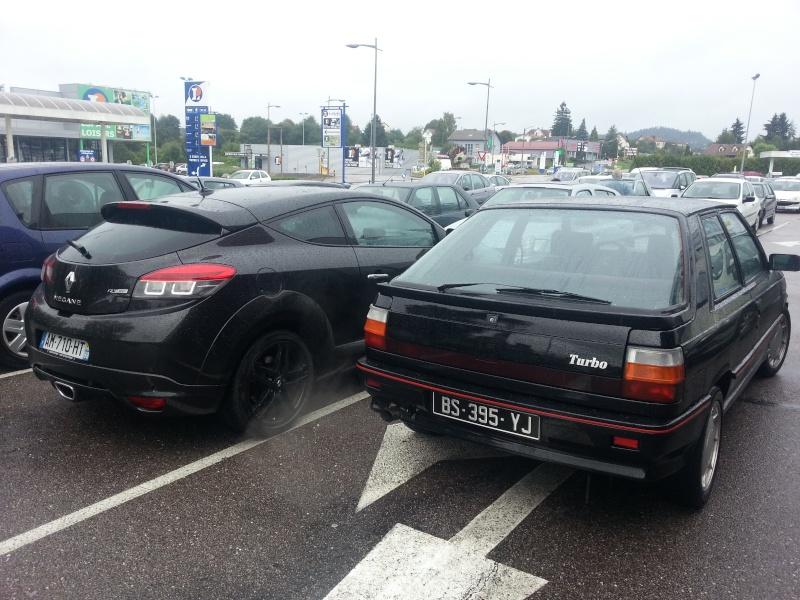 Ma R11 turbo 3 portes noire de 87 (injection) 20130812