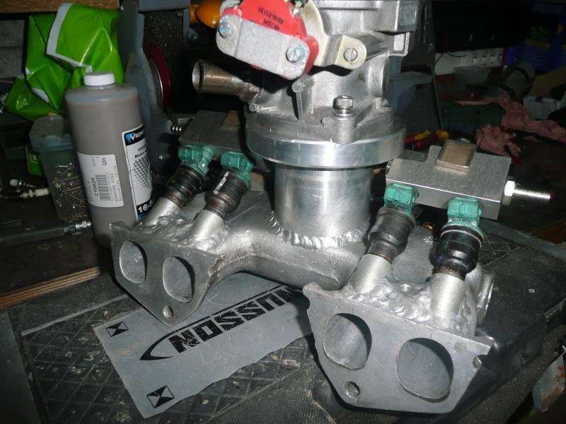 Ma R11 turbo 3 portes noire de 87 (injection) P1050010