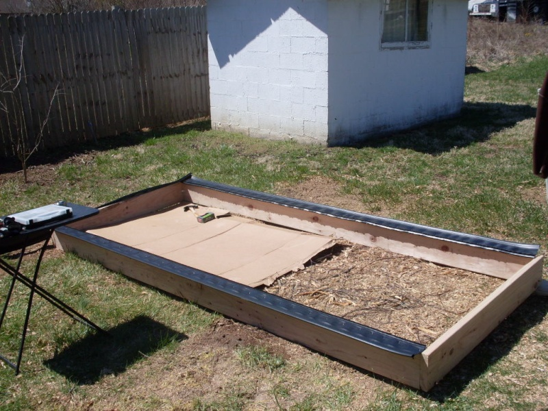 (Phase 1) Construction of 10' x 4' Bed Phase_16