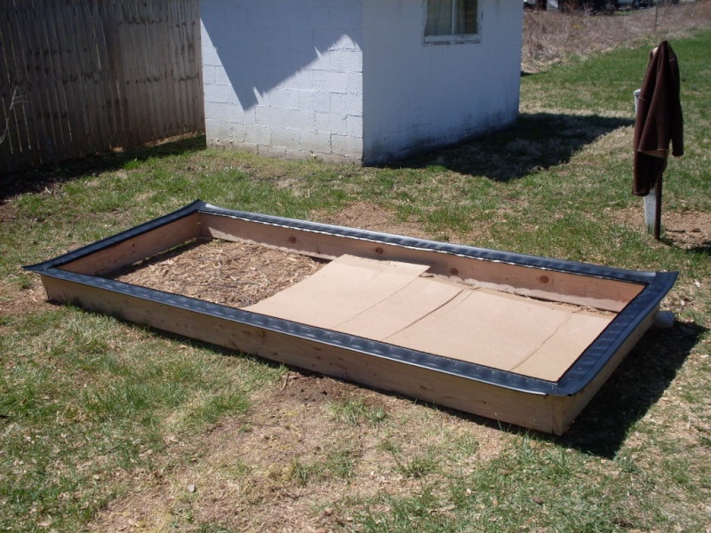 (Phase 1) Construction of 10' x 4' Bed Phase_21