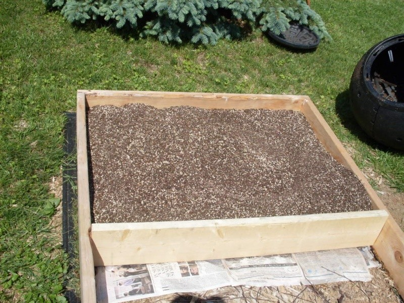 (Phase 1) Construction of 10' x 4' Bed Phase_33