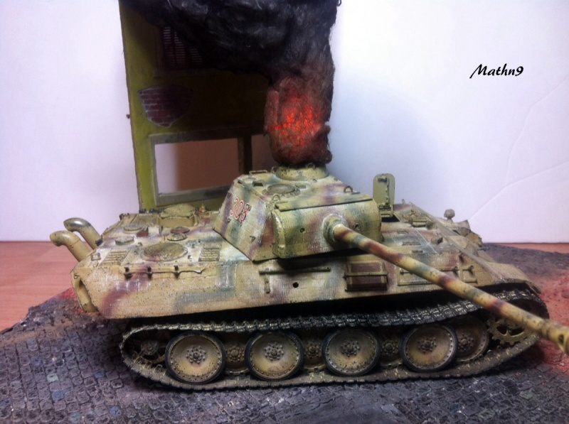 Panther de Cologne [Cyber-Hobby 1/35] -Terminé- - Page 8 Img_0611