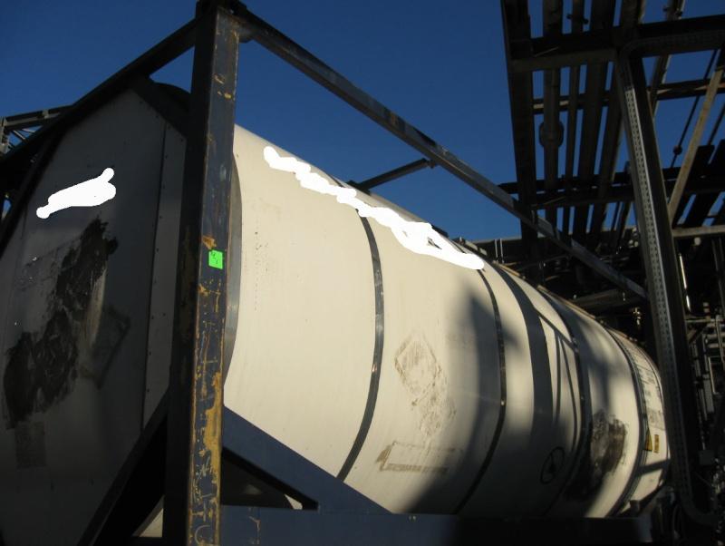 Sicurezza. Lavoro in quota contenitori cisterna Cister13
