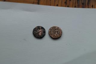 imitation d'un nummus Constantinople Dsc00914