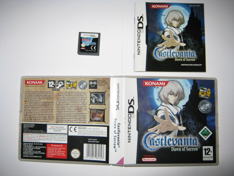 Castlevania : Dawn of Sorrow Img_1020