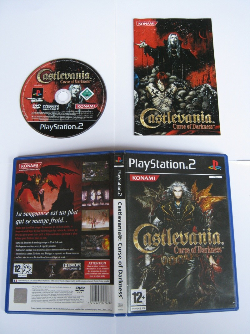 Castlevania : Curse of Darkness Img_1027
