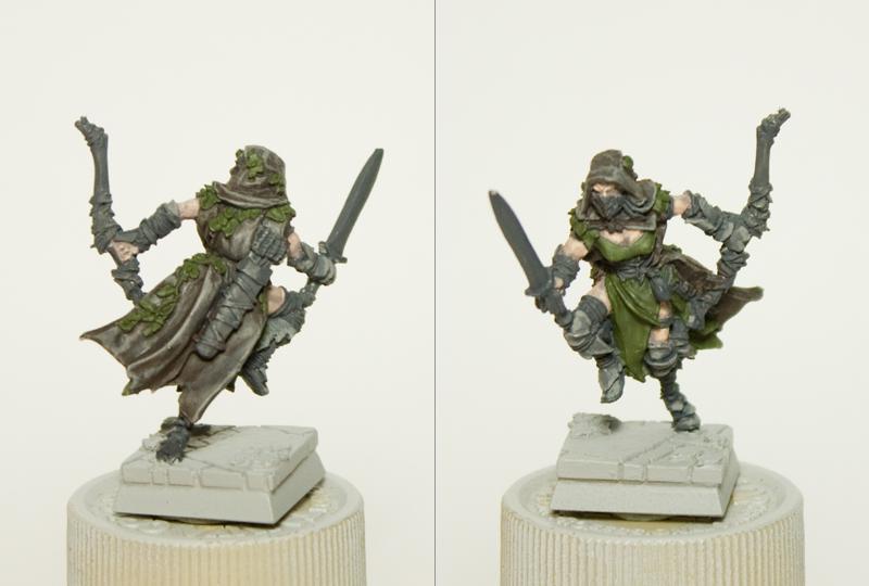 Kitsunae's Wood Elves Warband Ghost-10