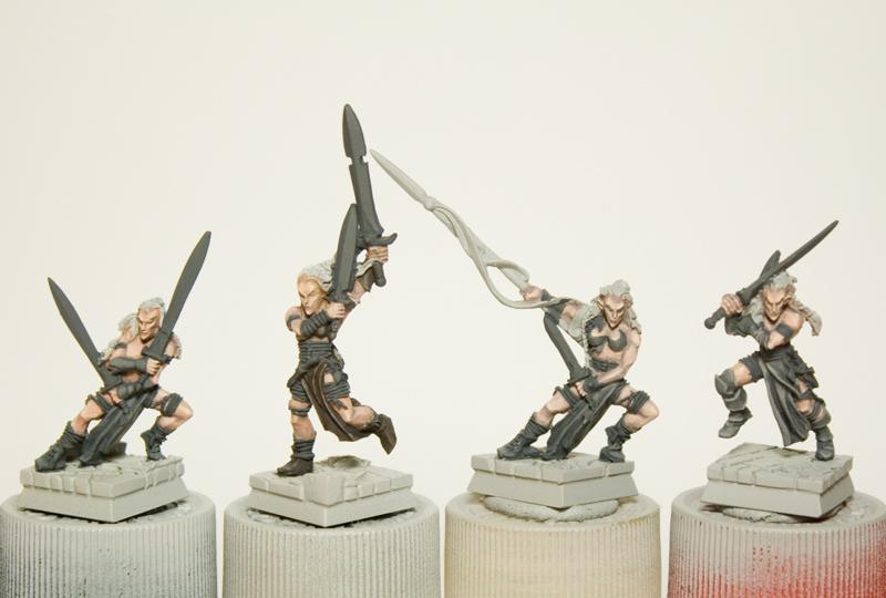 Kitsunae's Wood Elves Warband Wardan10