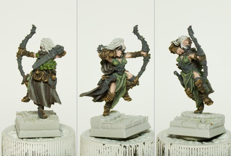 Kitsunae's Wood Elves Warband Waywar12