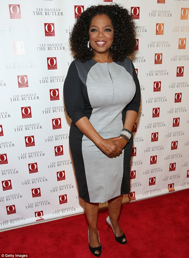 Oprah Winfrey lost weight 25 pounds in just six weeks Articl11
