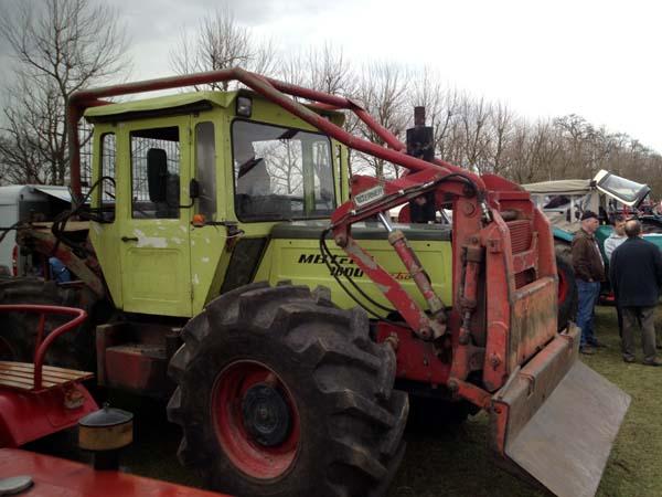 MB Trac 1300/1500/1600 forestier Pricki10