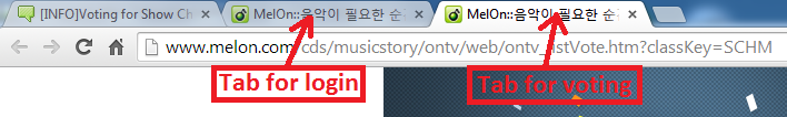 [INFO]Voting for Show Champion on Melon Melon810