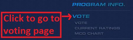 [INFO]Voting for M COUNTDOWN on MWAVE Mwave210