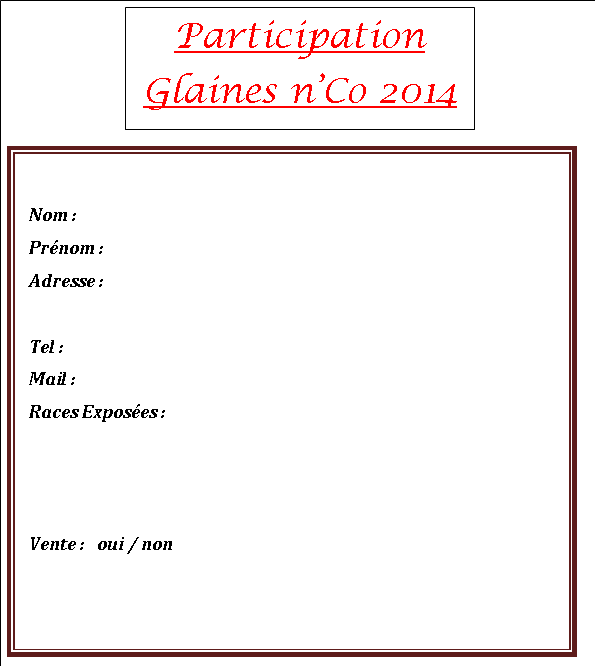 2014 - Glaines n'Co 2014 Fiche_11