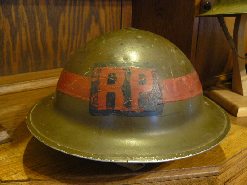 Lets see your favorite worn Canadian/Commonwealth helmets with nice aged patina Pictur85