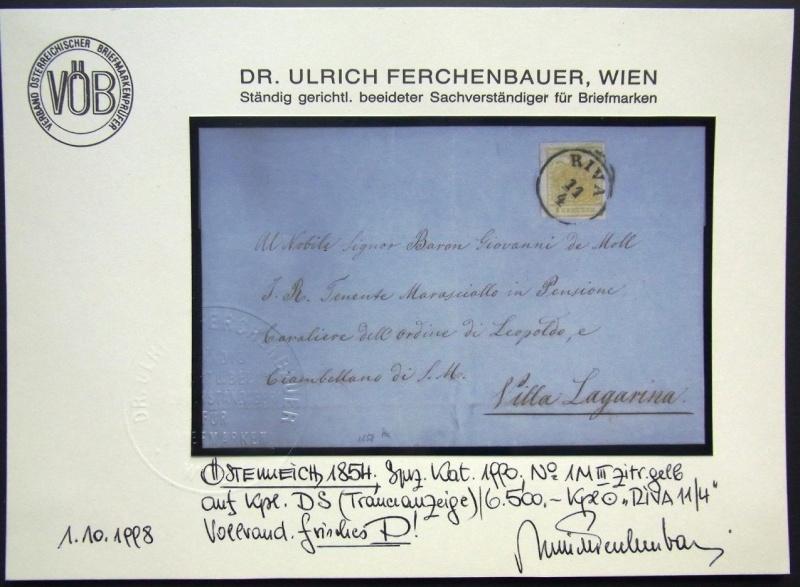 Die erste Österreichische Ausgabe 1850 00-att10
