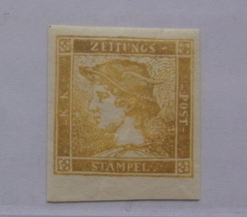 DIE ZEITUNGSMARKEN AUSGABE 1851 002-ge10