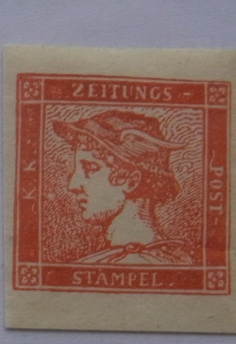 DIE ZEITUNGSMARKEN AUSGABE 1851 004-zi10