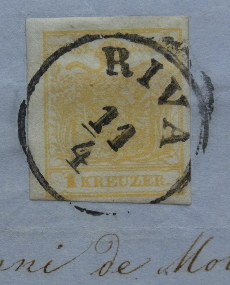 Die erste Österreichische Ausgabe 1850 03-det10