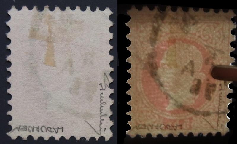 Freimarken-Ausgabe 1867 : Kopfbildnis Kaiser Franz Joseph I - Seite 6 5krlad10