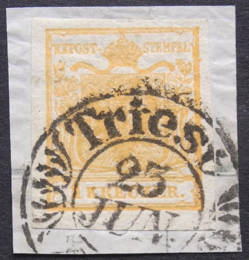 Die erste Österreichische Ausgabe 1850 - Seite 3 Ank1_h10