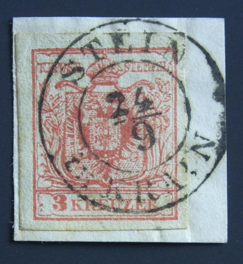 Die erste Österreichische Ausgabe 1850 - Seite 3 Ank3-m10