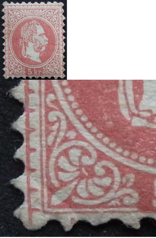 Freimarken-Ausgabe 1867 : Kopfbildnis Kaiser Franz Joseph I - Seite 4 Ank37-10