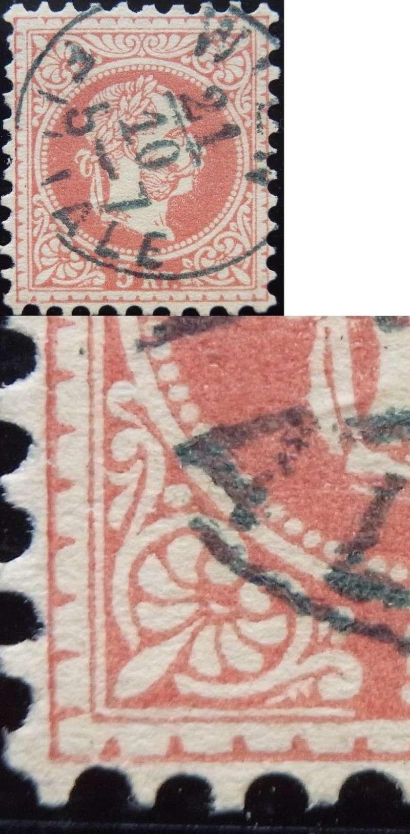 Freimarken-Ausgabe 1867 : Kopfbildnis Kaiser Franz Joseph I - Seite 4 Ank37-17