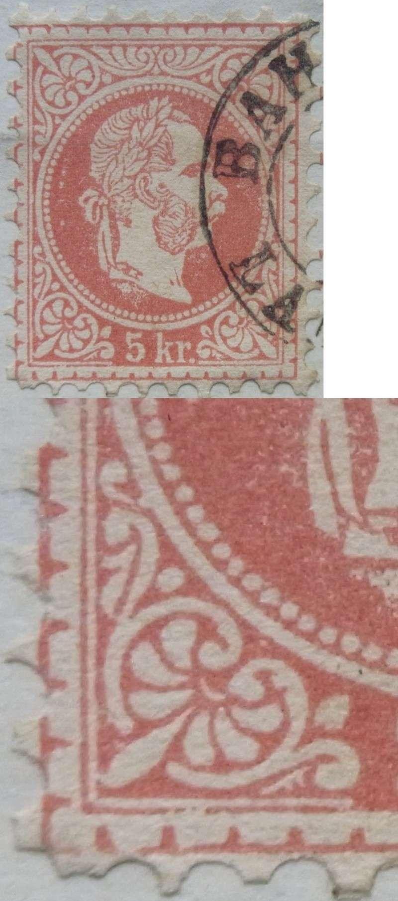 Freimarken-Ausgabe 1867 : Kopfbildnis Kaiser Franz Joseph I - Seite 4 Ank37-18