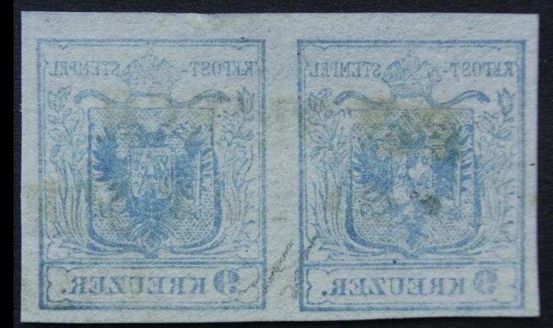 Die erste Österreichische Ausgabe 1850 Ank5-h12