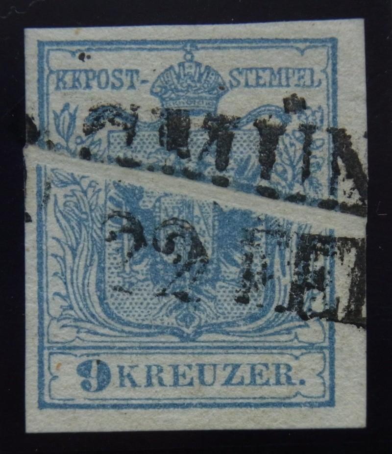 Die erste Österreichische Ausgabe 1850 Ank5_h10