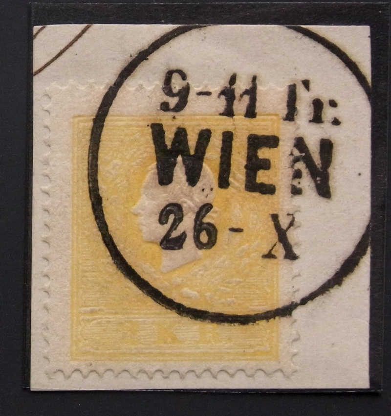 Die Freimarkenausgabe 1858 Type I und II Ank_1018