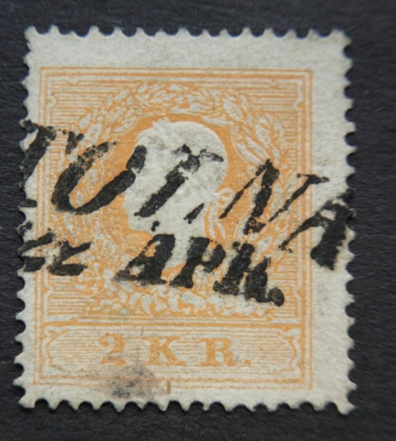 Die Freimarkenausgabe 1858 Type I und II Ank_1019