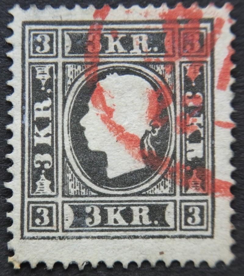 Die Freimarkenausgabe 1858 Type I und II - Seite 2 Ank_1111