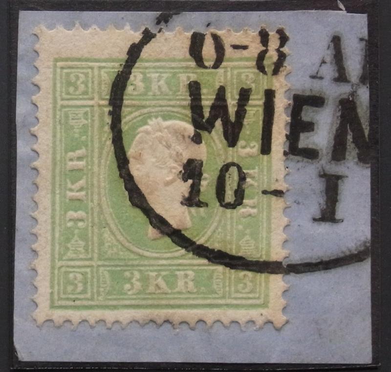 Die Freimarkenausgabe 1858 Type I und II Ank_1212