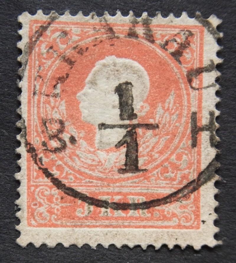 Die Freimarkenausgabe 1858 Type I und II Ank_1310