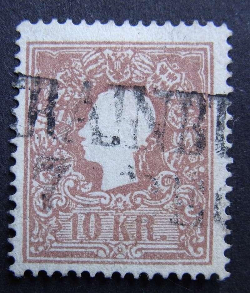 Die Freimarkenausgabe 1858 Type I und II Ank_1410