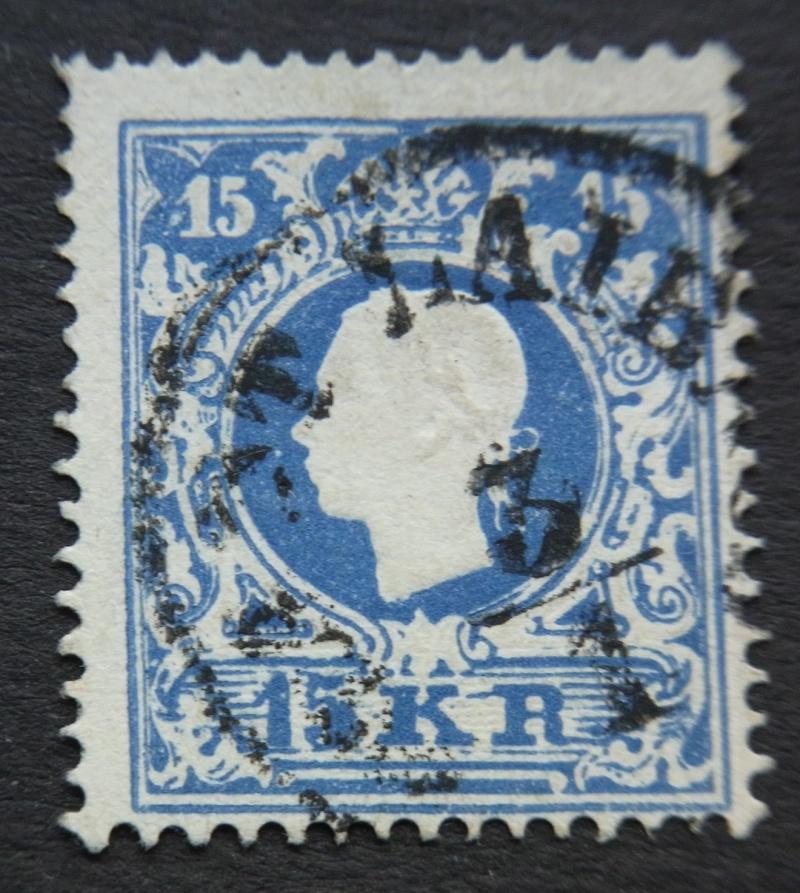Die Freimarkenausgabe 1858 Type I und II Ank_1510